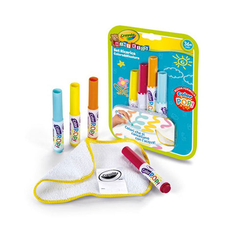 Image of Crayola Refill Color Markers Pop
