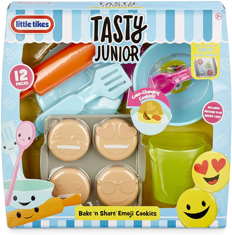 Image of Little Tikes  Bake n Share Emoji Cookies