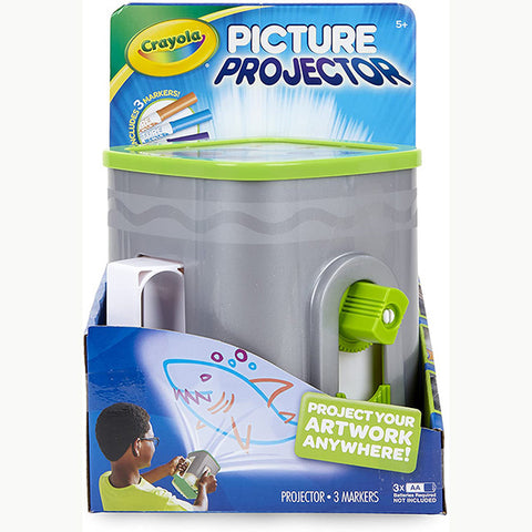 Crayola Picture Projector, Night Light Projector, Kids Flashlight