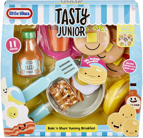 Image of Little Tikes Bake n Share Yummy Breakfast