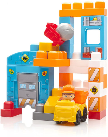 Image of Mega Blocks  Work Site 31 Pcs