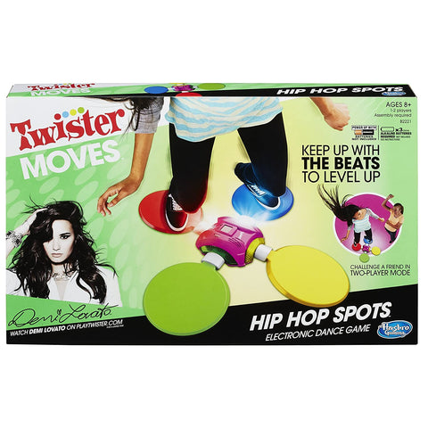 Hip Hop-Twister Children Game