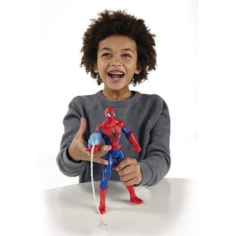Hasbro Marvel Amazing Spider-Man 2 Triple Attack 10 Inches