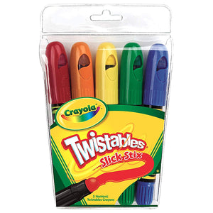 Crayola Twistables Slick Stix-529505