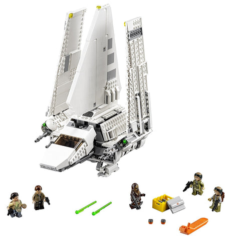 Image of LEGO Star Wars Imperial Shuttle Tydirium Building Kit