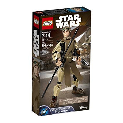 Image of LEGO Star Wars Rey