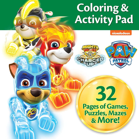 Crayola Paw Patrol Color Wonder, Mess Free Coloring Pages & Markers,