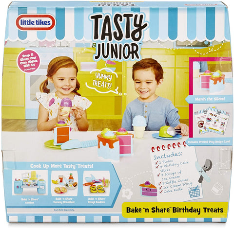 Little Tikes Bake n Share Birthday Treats