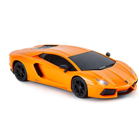 Image of Remote Control Lamborghini Aventador Racing Car