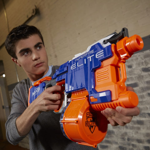 Image of Hasbro's Nerf Elite Hyperfire Darker Launcher-B7661