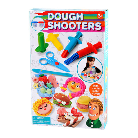 Dough Shooters ( 2 x 2 Oz) Packs