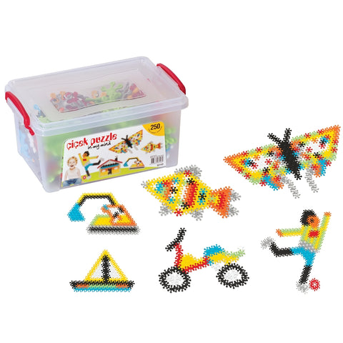 DEDE Flower Puzzle Box 250 Pieces-YT-3143
