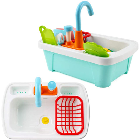 Image of Water Sink With Accessories