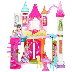 Barbie Dreamtopia Sweetville Castle Playset