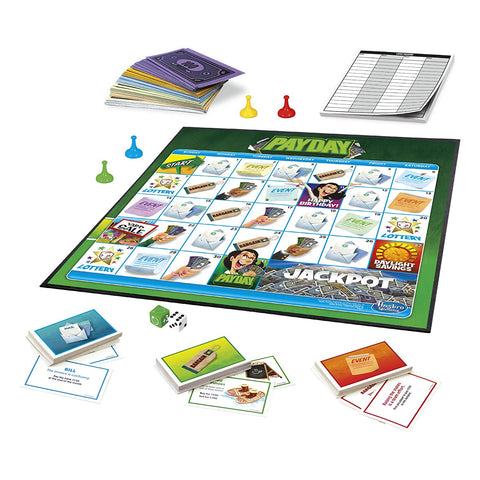 Image of Hasbro Monopoly PayDay Game