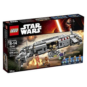 LEGO Star Wars Resistance Troop Transporter - STO