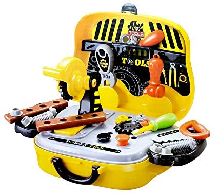 Image of Dream Tools Play Set Briefcase
