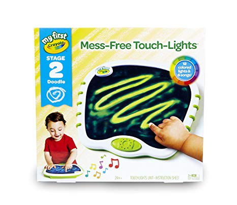 Image of My First Crayola Mess Free Touch Lights-811395