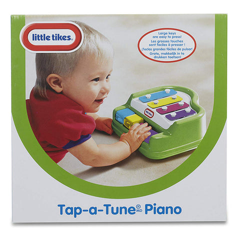 Image of Little Tikes Tap-a-Tune® Piano-Green