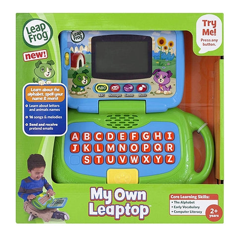 Image of Leapfrog My Own Laptop