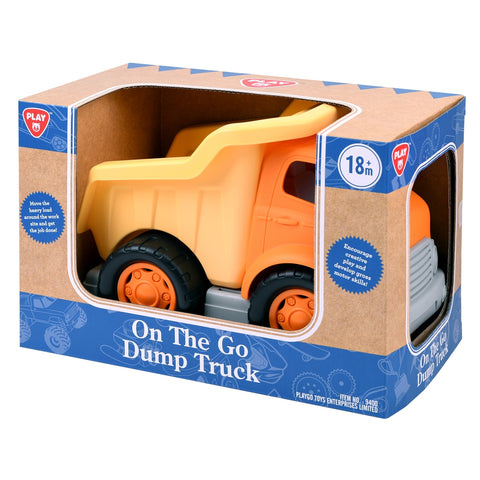 PlayGo | On the Go Dump Truck 9400