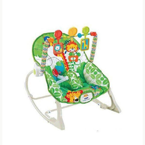 Fitch Baby Rocker Bouncer with Vibration and Music