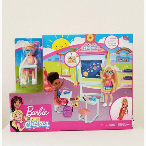 Barbie Club Chelsea Playset