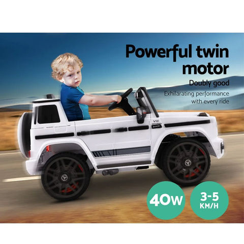 Mercedes Benz G63 Style Kids Ride On Car
