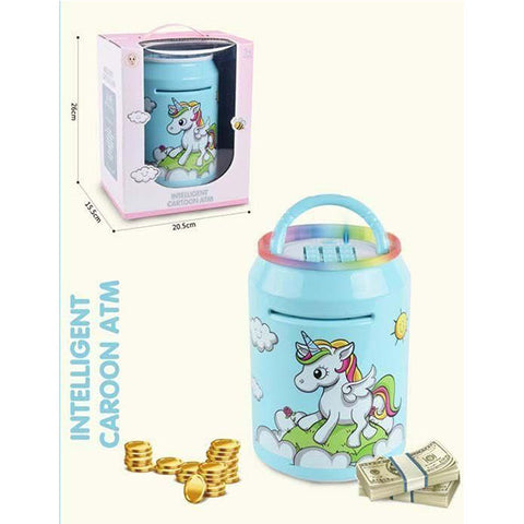 Intelligent Cartoon ATM Money Box (Assortment) - TZP1