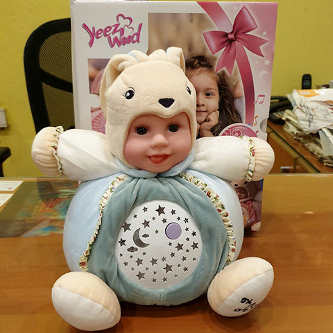 Baby Night Light Plush