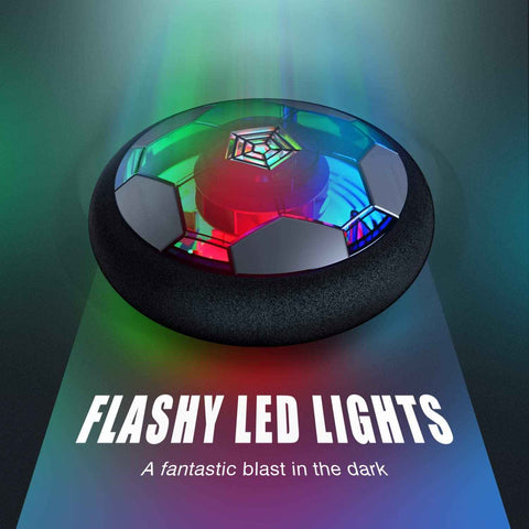 Floating Hover Football With LED Lights - TZP1