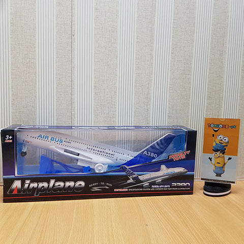 Model Airplane Airbus A380