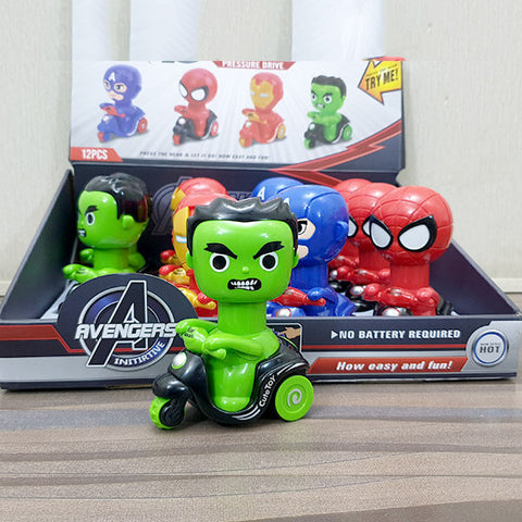 Image of Avengers Pressure Car