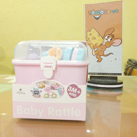 Baby Rattle Suitcase