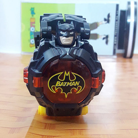 Image of Super Hero Deformation Wrist Watch - Batman