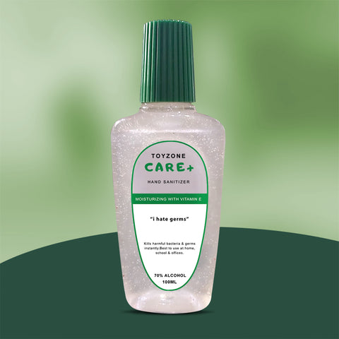 Toyzone Care - 3x Hand Sanitizer 100ML