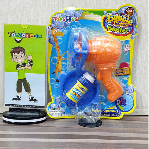 Bubble Hand Carry Blaster