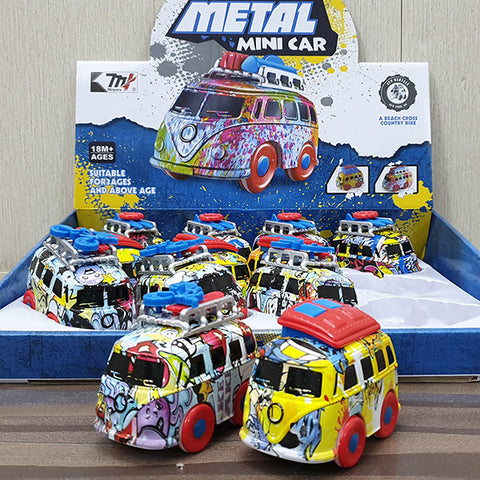 Metal Mini - Bus
