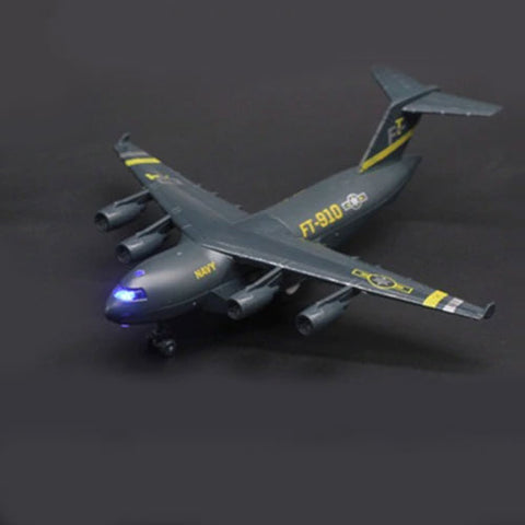 Diecast Aircraft FT-910 Transport Plane - STO