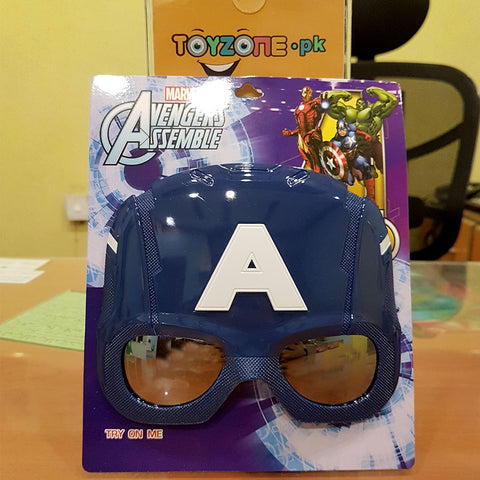 Image of Captain America Sunglasses - Avengers