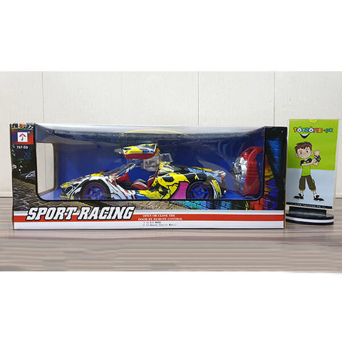 Image of Sport Racing 1:12 Remote Control Car