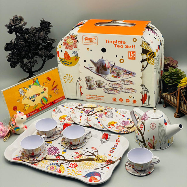Classic Tea-set Suitcase - TZP1