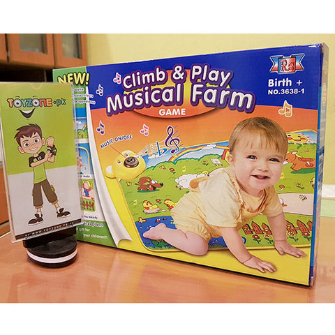Image of Climb & Play Musical Play