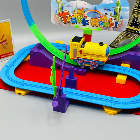 Image of DIY Paradise Roller Coaster Train Track - TZP1