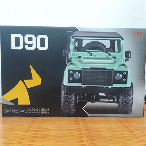 1:12 4WD Remote Control High Speed Off Road Jeep