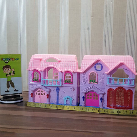 Image of Battery Operated Family Doll House