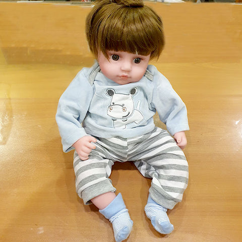 Image of Adorable Emotions Interactive Doll