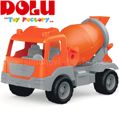 Image of Dolu - Cement Mixer Truck