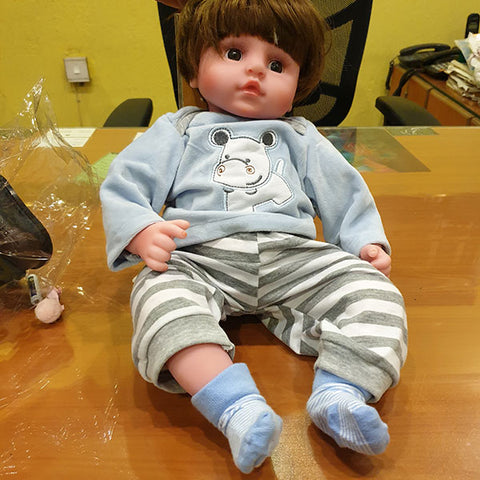 Adorable Emotions Interactive Doll