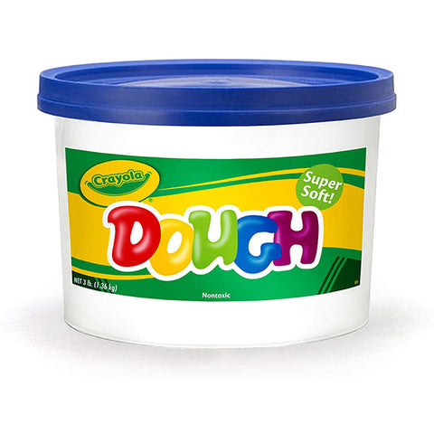 Crayola Blue Dough Bucket 3 Pounds